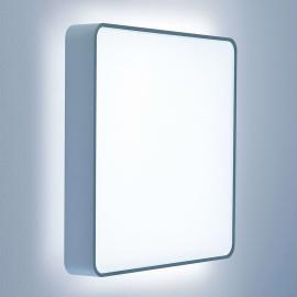 Quadratische LED-Wandleuchte Caleo X2 41,4 cm