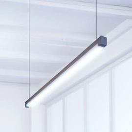 Univ.-weiß - LED-Hängeleuchte Travis-P2 118,2 cm