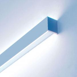 LED-Wandleuchte Matric W1 in 264 cm, 4.000 K