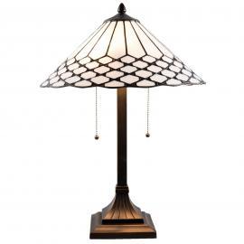 Klassische Tischleuchte Kisa im Tiffany-Stil