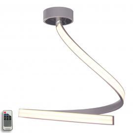 Largo - LED-Deckenleuchte mit elegantem Schwung