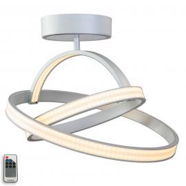 LED-Deckenleuchte Largo in futuristischem Design