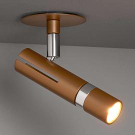 LDM Kyno Spot Einbau 98 LED-Einbaustrahler bronze