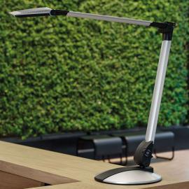 LED-Schreibtischleuchte Optimus mit Standfuß
