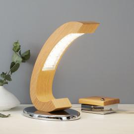 Zeitlose LED-Tischleuchte Libe TL
