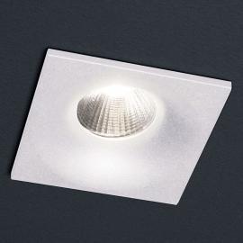 Ivy Square LED-Einbaustrahler 7 W, 3.000K, weiß
