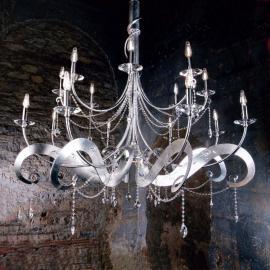 Kristall Kronleuchter OPERA 16-flammig, D 120 cm
