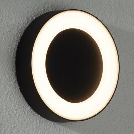 LED-Außenwandleuchte Teton aus Metall - IP54