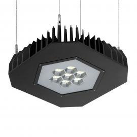 Grafias Suspended LED-Hallenstrahler 4.000K 142W