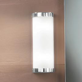 Exklusive Wandleuchte VETI - 25,5 cm, chrom