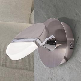 Verstellbarer LED-Wandstrahler Jenaro 1-flg.