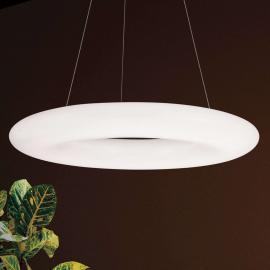 LED-Hängeleuchte Yana in Ringform
