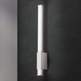 Schmale Bad-Wandleuchte Argo mit LED, IP44, 34cm