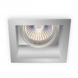Wirkungsvolles Downlight TIL nickel satiniert