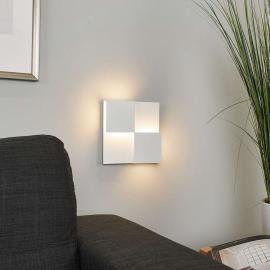 Philips Date - viereckige LED-Wandleuchte