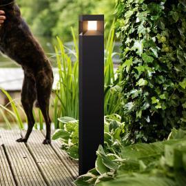 Philips Parterre - schwarze LED-Wegeleuchte