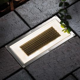 Paulmann Solar Box LED-Bodeneinbauleuchte 20x10cm