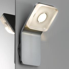 Paulmann Tucana LED-Wandleuchte mit Acryl-Schirm