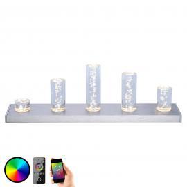 Mit Farbwechsel - LED-Tischleuchte Skyline