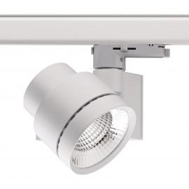 3-Phasen-LED-Schienenstrahler Globo mini 15°