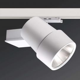 Vario 110 - LED-Strahler für 3-Phasen-Schiene 15°