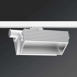 Zweiseitig strahlender LED-Schienenspot Slim 80°