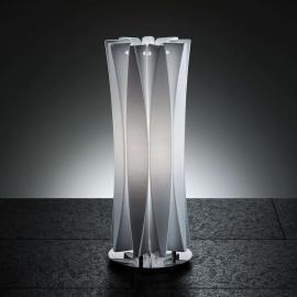 Slamp Bach Tischleuchte, Höhe 42 cm, weiß