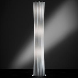 Slamp Bach, Stehleuchte, Höhe 161 cm, weiß