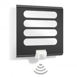 STEINEL L224 Außenwandleuchte IR-Sensor anthrazit