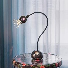 serien.lighting Poppy Tischleuchte m. Blüteneffekt
