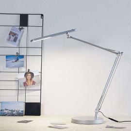 LED-Schreibtischleuchte Fino, verstellbar