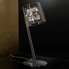 Extravagante LED-Tischleuchte Flash