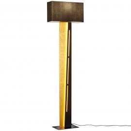 Dimmbare Stehleuchte Nestor m. zusätzlichen LEDs