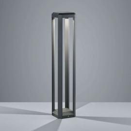 Formschöne LED-Wegeleuchte Logone - 80 cm hoch
