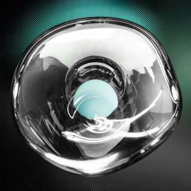Tom Dixon Melt Surface - Deckenleuchte chrom