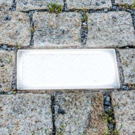 LED-Bodeneinbauleuchte Pflasterstein 20