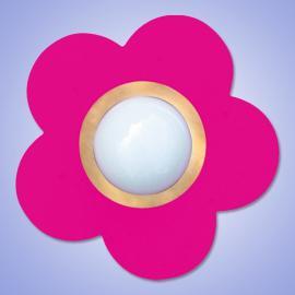 Dekorative Deckenleuchte PETIT FLEUR, pink