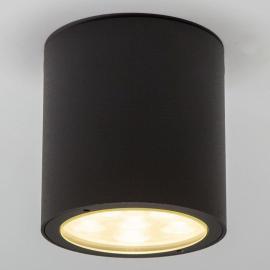 Runder LED-Deckenstrahler Meret für außen, IP54