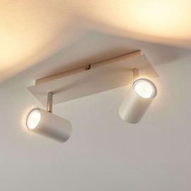 Iluk - 2-flammiger LED-Strahler für Wand und Decke