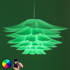 Lavinja - Hängelampe mit RGB-LED-Lampe