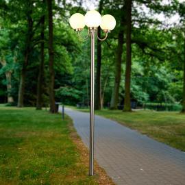 mastleuchten garten, solar lampions für garten - mobil saege werk bickenbach, Design ideen