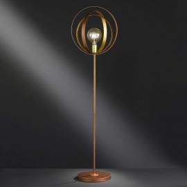 Cordoba - Stehleuchte in moderner Käfig-Optik