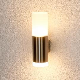 Gabriel - LED-Außenwandleuchte, Edelstahl