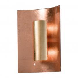 Wandleuchte Aura Kupfer 30 cm