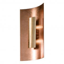 Wandleuchte Aura Kupfer 45 cm