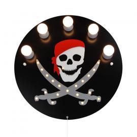 Deckenleuchte Pirat 5/20