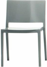 Krzesło Lizz szare