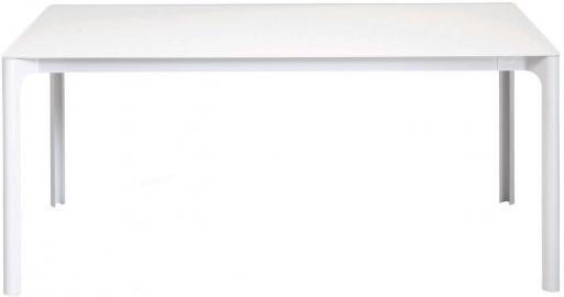 Stół rozkładany Zoom biały 70 x 120 cm