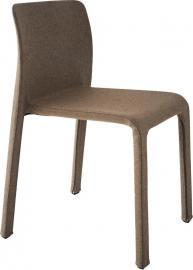 Krzesło First Dressed brązowe