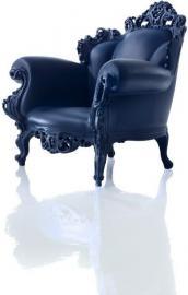 Fotel Magis Proust ciemnoniebieski